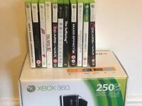 Xbox 360, 250gb go