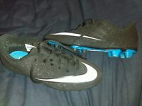 CR7 size 7 football boots