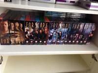 Farscape season 1-4 + The complete mini series