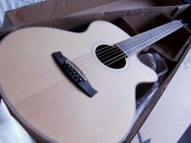 tanglewood superfolk electro acoustic