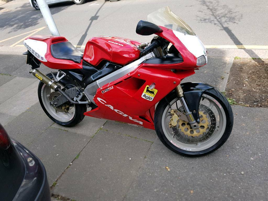 for sell cagiva mito 125 in redbridge london gumtree. Black Bedroom Furniture Sets. Home Design Ideas