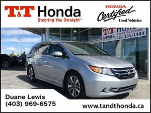 2016 Honda Odyssey Touring *No Accidents, 1 Owner