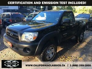 2010 Toyota Tacoma REGULAR CAB 4CYL 5SPEED - 4X4