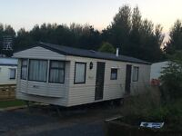 Static Caravan, long term let, Near Ayr