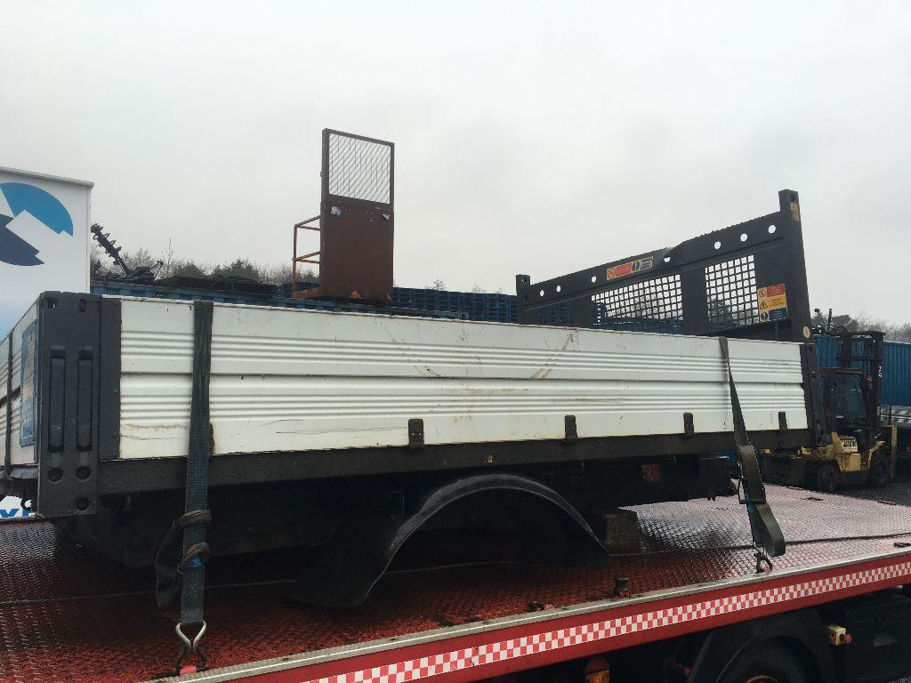 Transit Tipper Alloy One Stop Body In Cowdenbeath Fife