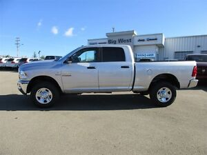 2017 Ram 2500 SLT CREW DIESEL AUTO 4X4 HEATED BUCKET SEATS  LUXU