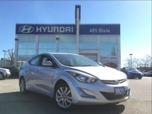 2016 Hyundai Elantra SPORT|ONE OWNER|SUNROOF|ALLOYS|BLUETOOTH|