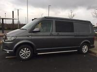 VW Transporter T6 Camper - new conversion.