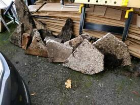 Free large rubble/slabs