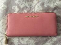 Genuine Michael Kors continental purse