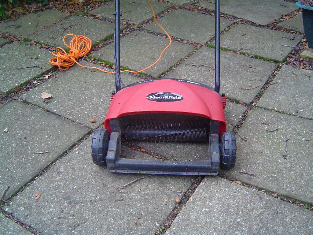 Mountfield RE 300 Lawn Rake