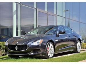 2014 Maserati Quattroporte **GTS**Promotional CPO Finance Rates