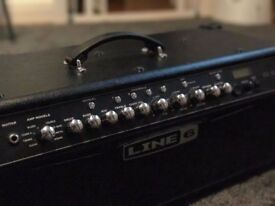 Line 6 Spider IV HD 150W Modeling Amp Head