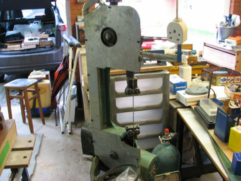 Bandsaw, horizontal metal cutting.  Warco make. for sale  Norwich, Norfolk