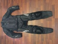 Motorbike jacket Richa leathers size 44