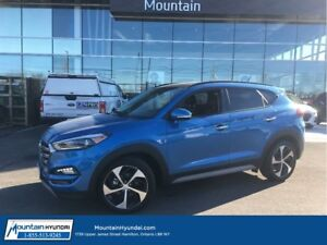 2017 Hyundai Tucson 1.6T SE | LEATHER | SUNROOF | AWD |
