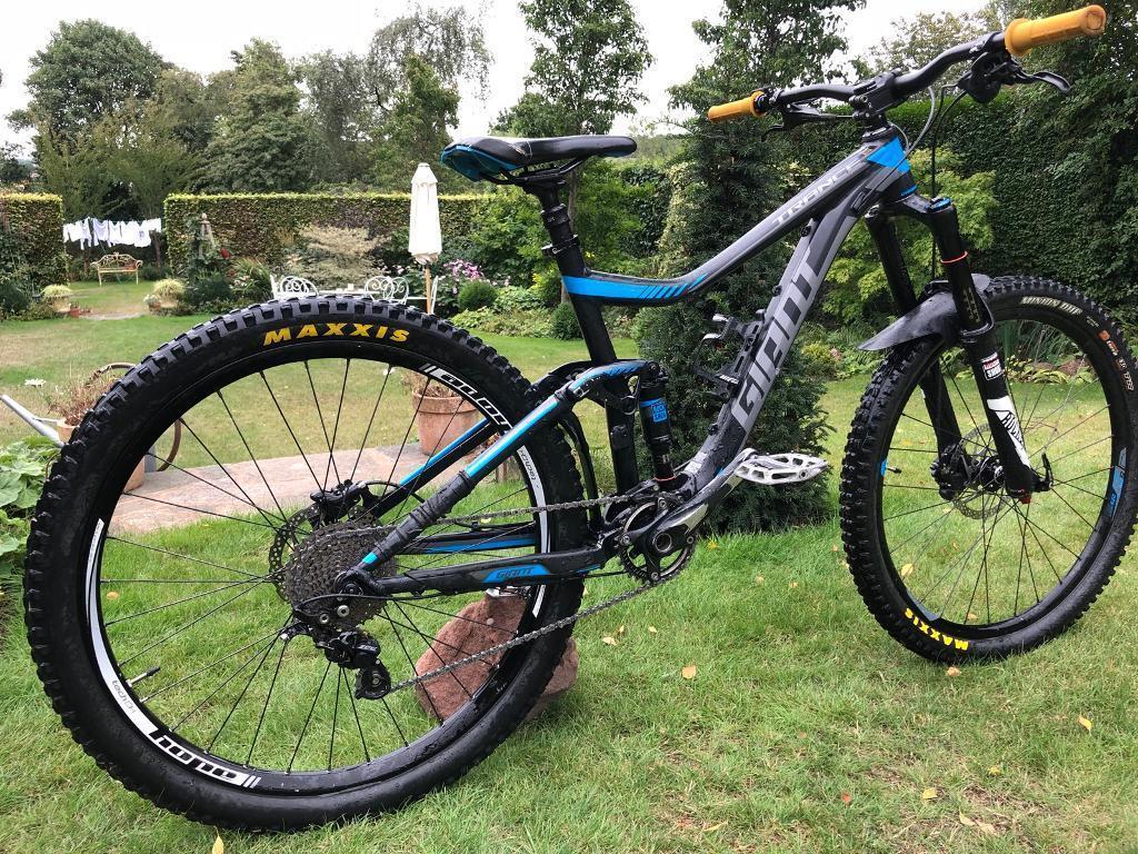 a5783f46e67 Giant Trance 3 2016 Medium mountain bike with upgrades ***PRICE DROP***