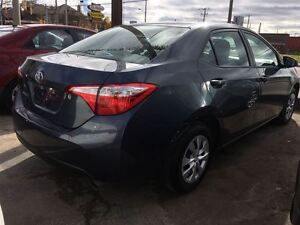 2015 Toyota Corolla CE/MASSIVE INVENTORY CLEAROUT!/PRICED FOR A  Kitchener / Waterloo Kitchener Area image 7