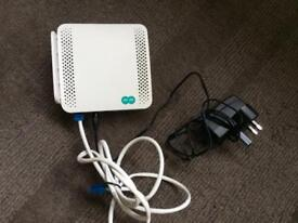 EE Signal Booster box