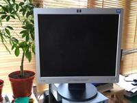 "HP L1706 17"" LCD Monitor"