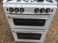New world new home gas cooker