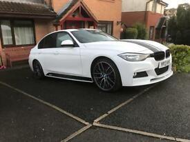 BMW 320 i m sport