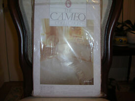 THE CAMEO COLLECTION - Frilled Quilt Cover Set and Knightingales Sheet Valance