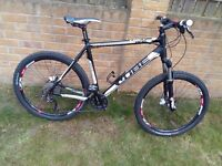 CUBE ACID MOUNTAIN BIKE TOP SPEC 30 SPEED XT DEORE GEARS IN EXCELLENT CONDITION VERY LITTLE USE