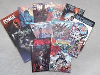 Selection of x 12 comics / graphic novels