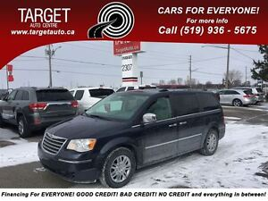 2008 Chrysler Town & Country Limited, Leather, DVD and More !!!!