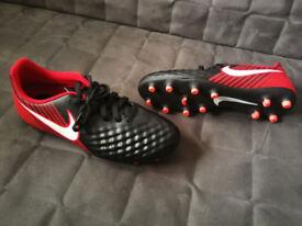 Nike Football Boots Size 5.5 Boys