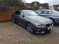 BMW 420D M Sport X-Drive Auto - Loads of extras