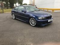 BMW E46 320cd Diesel coupe 3 series not 330d 320d