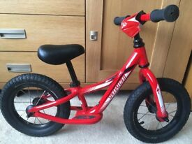 Specialized child's runner bike - excellent condition