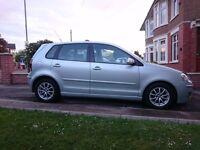 VW Polo Blue Motion 1.4 TDI