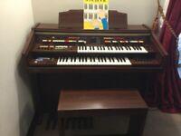 Technics 2 keyboard Electric Organ