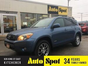 2007 Toyota RAV4 Sport/IN PRISTINE CONDITION!/PRICED FOR A QUICK