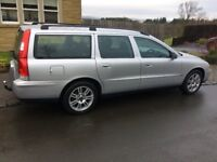 Excellent with low mileage for year, automatic, diesel 2 owners and full service history