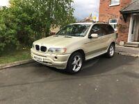 BMW X5 diesel , TRADE INN WELCOME