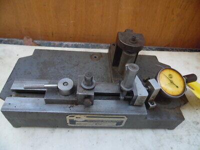 Superior Sc-10 Swing Check Gear Tester Checker Industrial W Gauge .0001 Usa