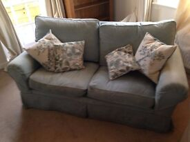 Laura ashley sofa bed with brand new cover