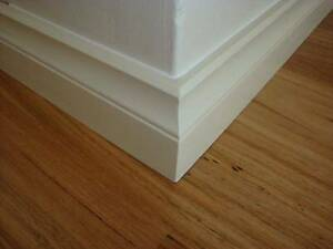 Skirting boards painted unpainted supplied installed Ballajura Swan Area Preview