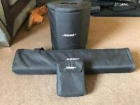 BOSE L1 COMPACT PA SYSTEM with Tonematch mixer