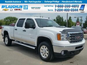 2013 GMC SIERRA 2500HD *DIESEL *BEAUT COND *LOW KMS *MUST SEE!