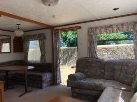 2 Bedroom Static Caravan with Garden & Parking