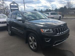 2014 Jeep Grand Cherokee LIMITED/ GPS/ CAMERA/ 5.7