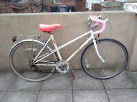 xxx Vinatge Raleigh candice racer/Road bike