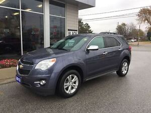 2013 Chevrolet Equinox 2LT Leather Power Liftgate Safety Package Windsor Region Ontario image 9