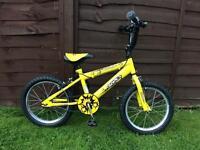 Nitro sonic bike