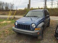 Jeep liberty 2005 limited sport